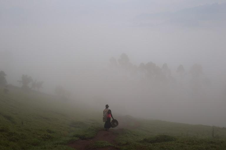 RDC NORD KIVU muchas mujeres sufren abusos al ir a realizar su tareas cotidianas